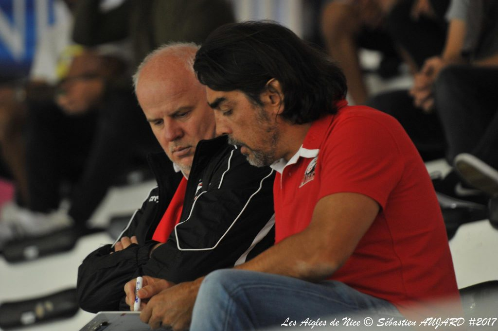 Une nouvelle saison en duo pour les coachs du Nice Hockey Elite !