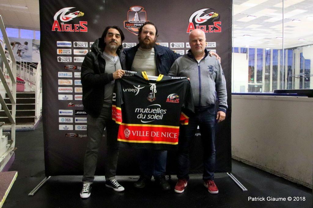 Une nouvelle direction à la tête du Nice Hockey Elite !