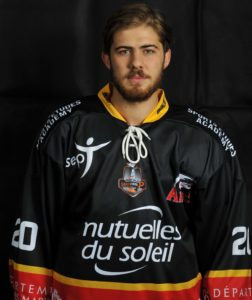 Romain CARPENTIER - Les Aigles de Nice