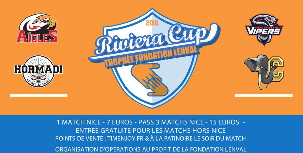 Tous ce qu'il faut savoir sur la 5e Riviera Cup – Trophée Fondation Lenval